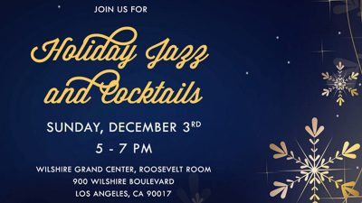 Holiday Party @ Wilshire Grand Center, Roosevelt Room | Los Angeles | California | United States