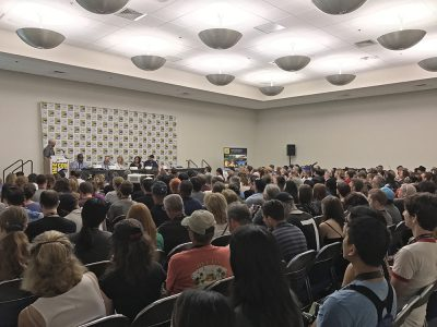 Comic-Con Location Scouts Panels @ Room 9, San Diego Convention Center