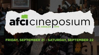 AFCI Cineposium @ Sheraton Universal Hotel | Universal City | California | United States