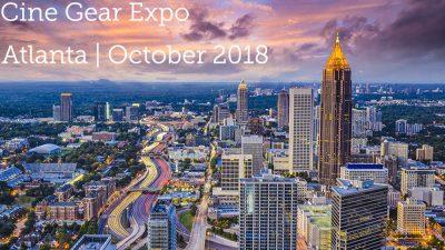 Cine Gear Expo Atlanta 2018 @ Pinewood Atlanta Studios | Fayetteville | Georgia | United States